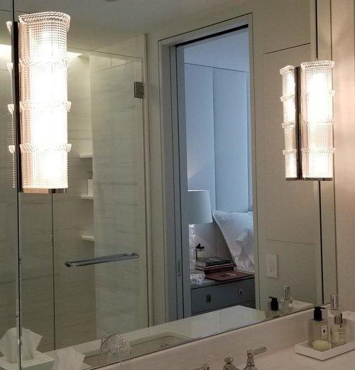 Огледало в баня
